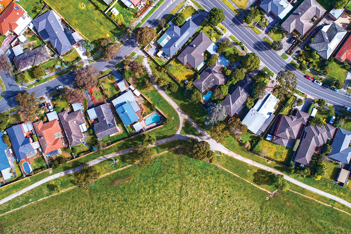 Australian Housing Values Rising at Fast Pace